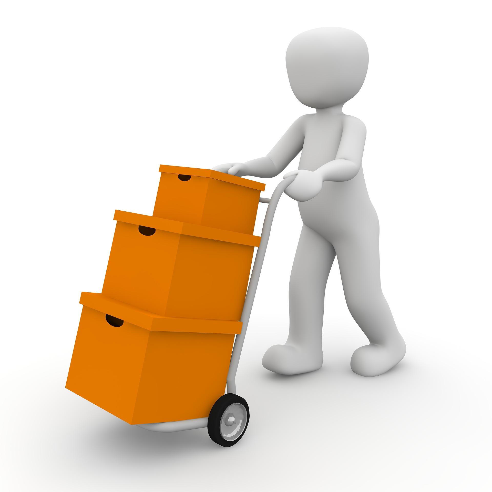 Recepción y Entrega de paquetes