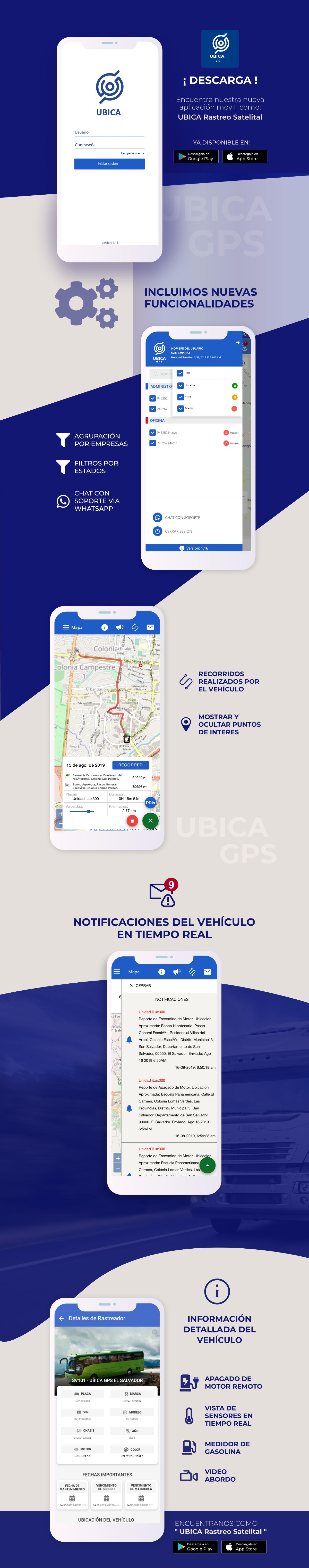UBICA App Movil